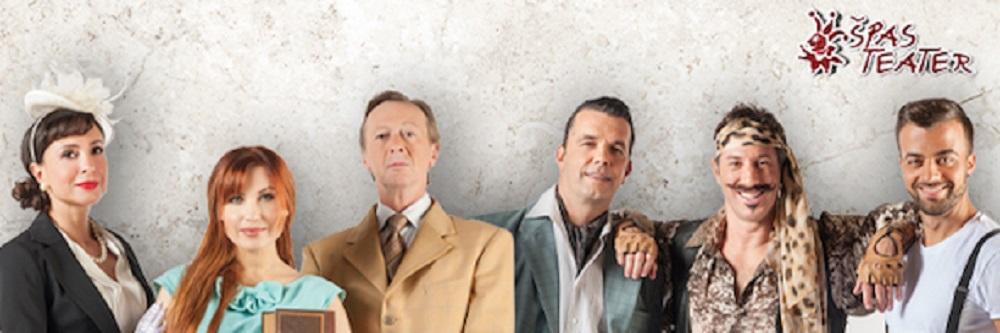 18. oktobra na oder Špas teatra premierno prihajajo Ljubezenske prevare. Foto: Dejan Nikolić